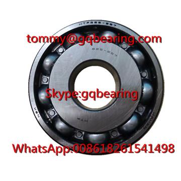 B25-267 Single Row Deep Groove Ball Bearing 25x69x15.5mm