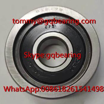 B12-79 Single Row Deep Groove Ball Bearing 12x40x14mm
