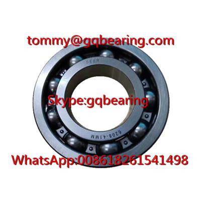 6208-41MM Single Row Deep Groove Ball Bearing