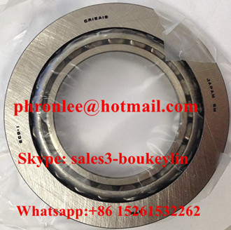 CR12A11 Tapered Roller Bearing 60x100x25mm