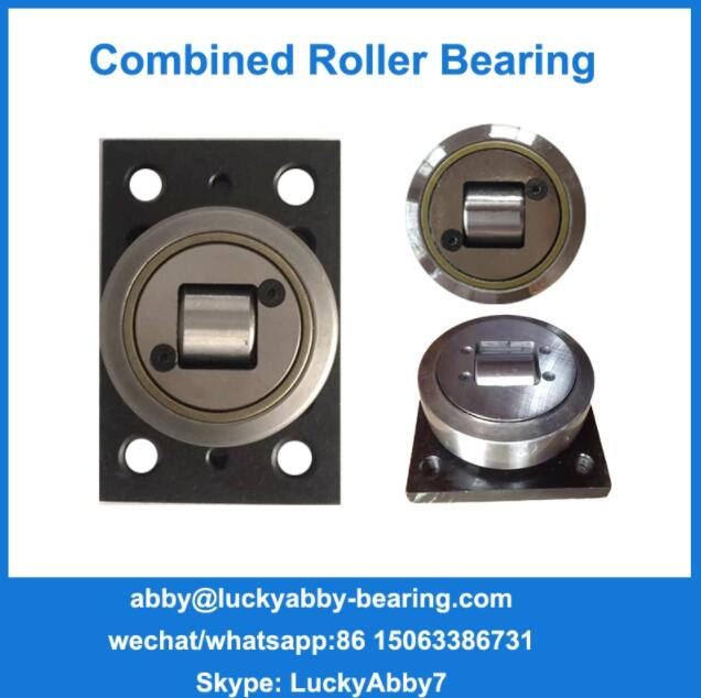 4.062 Combined roller Bearing axial bearing fixed 60*123*80mm
