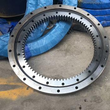RKS.062.25.1204 Swing Bearing With Internal Gear Teeth 1289*1072*56mm