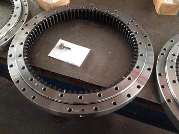 China factory SD.750.20.00.C four point contact slewing bearing 748*534*56mm