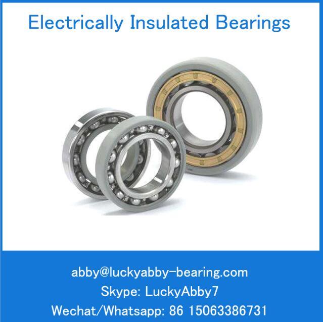 NU320ECM/C3VL0241 Insocoat Cylindrical Roller Bearing 100mm*215mm*47mm