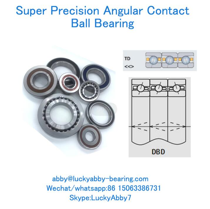 E290-7CE3-TDMU Super precision Ball bearing 90mmX160mmX90mm