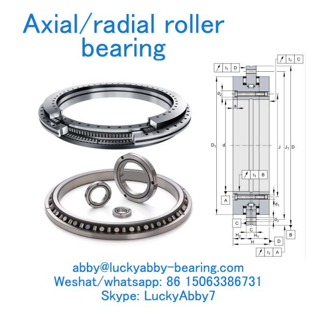 YRTC1030-XL Precision rotary table bearing 1030MMX1300MMX145MM