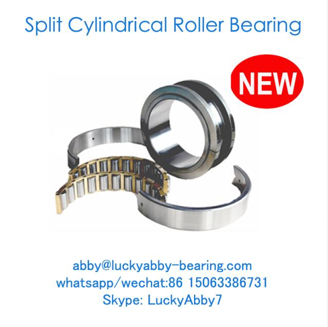 F-809831.ZL Split Cylindrical roller bearing 650mmx980mmx320/200mm