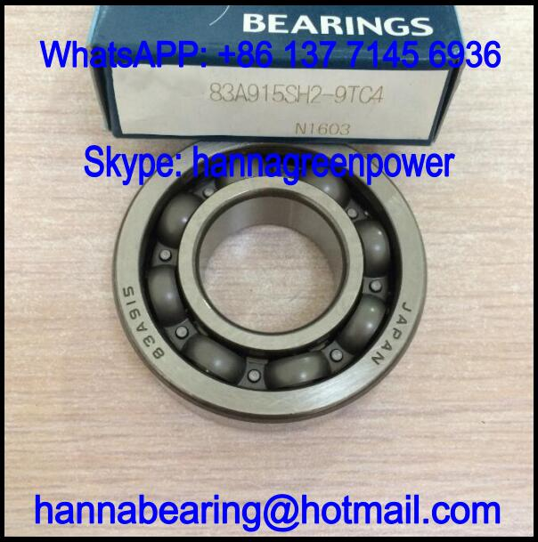 83A915 Automobile Bearing / Deep Groove Ball Bearing 25*55*15mm