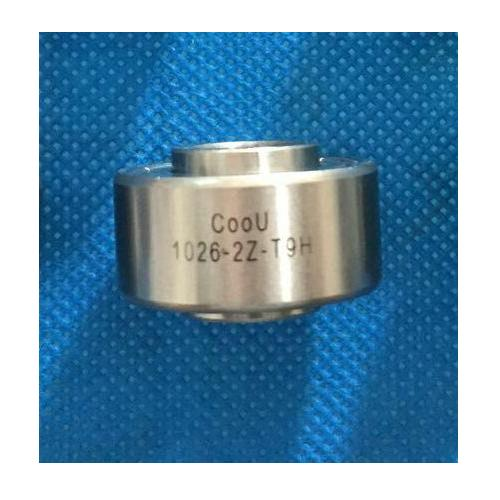 1026-2Z-T9H Textile machine Deep Groove Ball Bearing 10*26*16/12mm