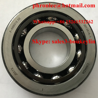 F-566312.02.KL#O Auto Differential Bearing 31.75x73.025x16.669mm