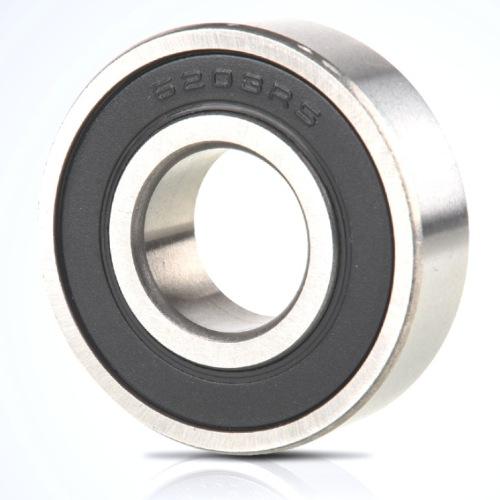 6203-2RS Radial Deep Groove Ball Bearing 17x40x12mm