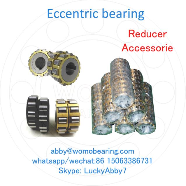 22UZ41143T2 Gear Reducer Eccentric Roller Bearing 22mmX58mmX32mm