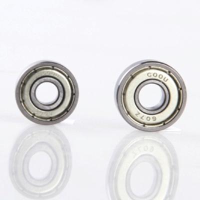 607ZZ Deep Groove Ball Bearing Sealed-Ball Miniature 7x19x6mm