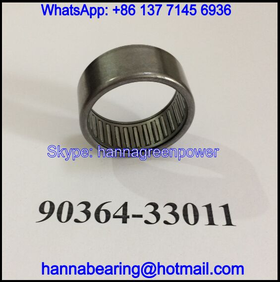 90364-33011 Auto Bearing / Needle Roller Bearing 33x40x17mm