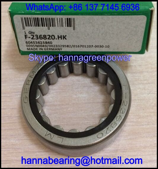 F-236820.HK Auto Bearing / Needle Roller Bearing 34.5x53.5x15.3mm