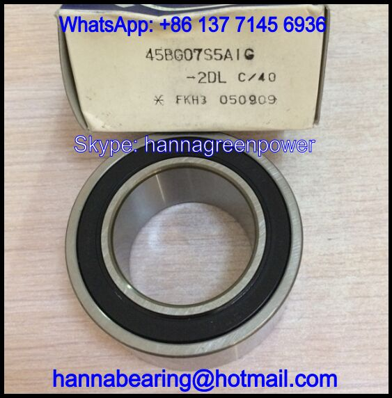 45BG07S5DL / 45BG0755DL Auto Air Condition Bearing 45*75*32mm