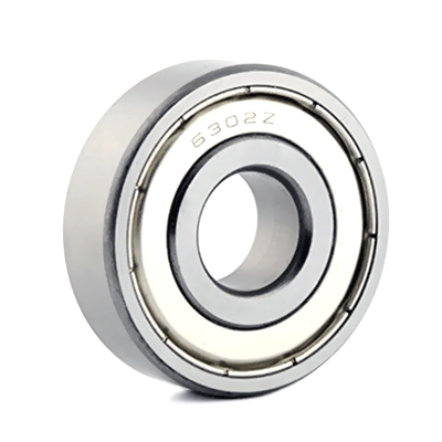 6302ZZ Deep Groove Ball Bearings 15X42X13mm For Blower Vacuums Saw Trimmer