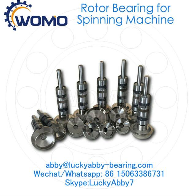 73-1-22 Rotor Bearing for Textile Machine