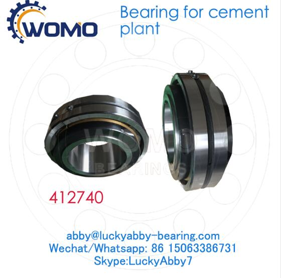 412740 Bearings for Machines in Cement Plant 200mmx368.3mmx156.369mm