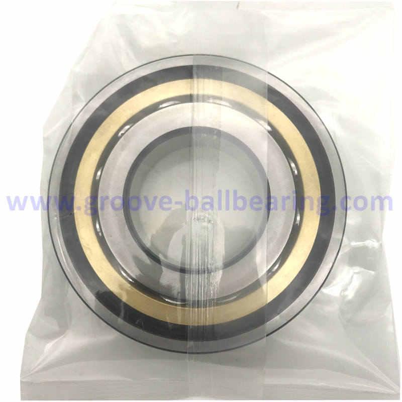 7311 BECBM Spindle Bearing 7311BECBM/C3 Single Row Ball Bearing 55*120*29