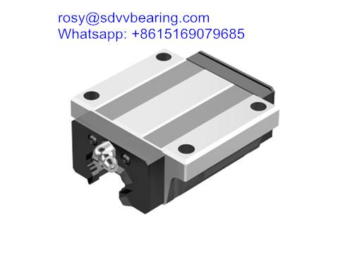 KWSE25-H CNC Machine Linear Guide Bearing 40x48x81.8mm