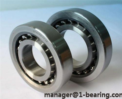 100TAC03CMC ball screw bearing 100*215*47mm