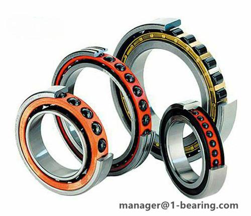 55AC100BSUC10PN7B ball screw support bearing 55*100*20mm