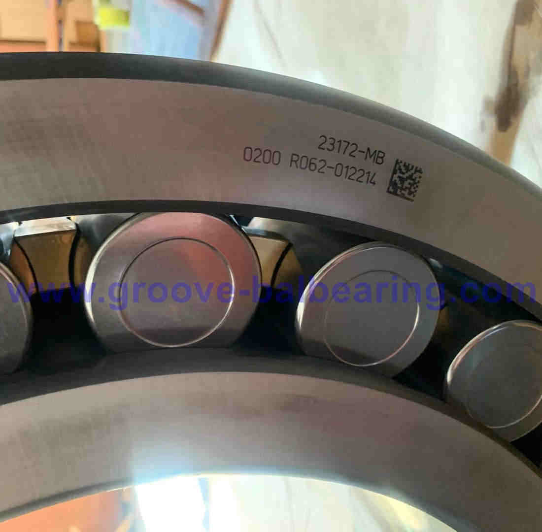 23172MB Bearing 23172-BEA-XL-MB1 Double Row Spherical Roller