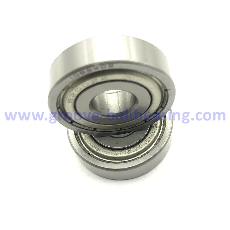 10BSW02 Imperial Radial Ball Bearing 10*30*8mm