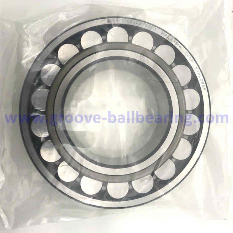 22222E Double Row Spherical Bearing 22222E/C3 110*200*53