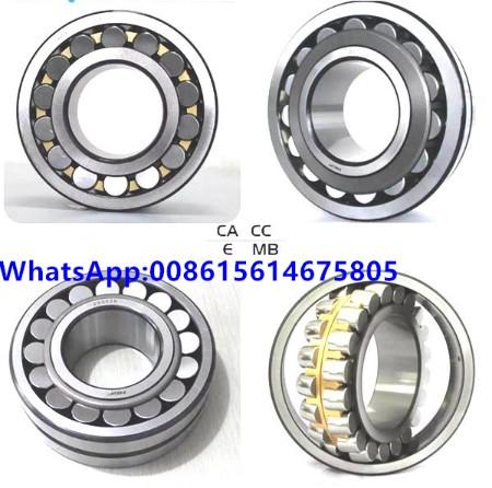 BS2-2218-2RS/VT143 Spherical roller bearings 90*160*48mm