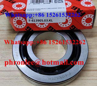 F-613905.03 Deep Groove Ball Bearing 37x80x17mm