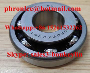 BH 6605X2WBTN1 Deep Groove Ball Bearing 26x68x19.5mm
