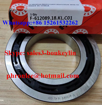 F-612089.18.KL Deep Groove Ball Bearing 55x95.5x17mm