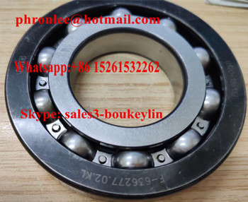 F-636277.02 Deep Groove Ball Bearing 45.5x97x17mm