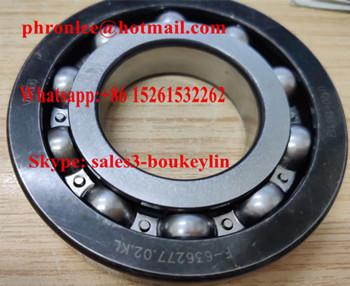 F-636277.02.KL Deep Groove Ball Bearing 45.5x97x17mm