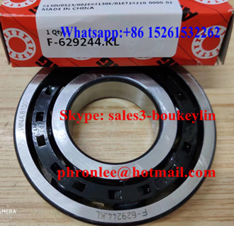 F-629244.KL Deep Groove Ball Bearing 35x78x17mm
