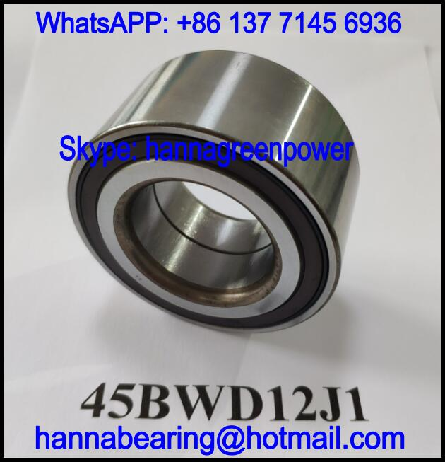45BWD12J1 Automotive Bearing / Wheel Hub Bearing 45*84*40/42mm