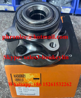 HA500601 Auto Wheel Hub Bearing 33x158.5x83.9mm