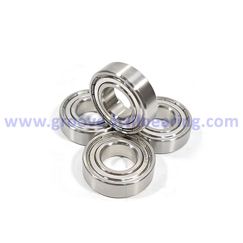 SS6203 2Z Stainless Steel Ball Bearings 17*40*12