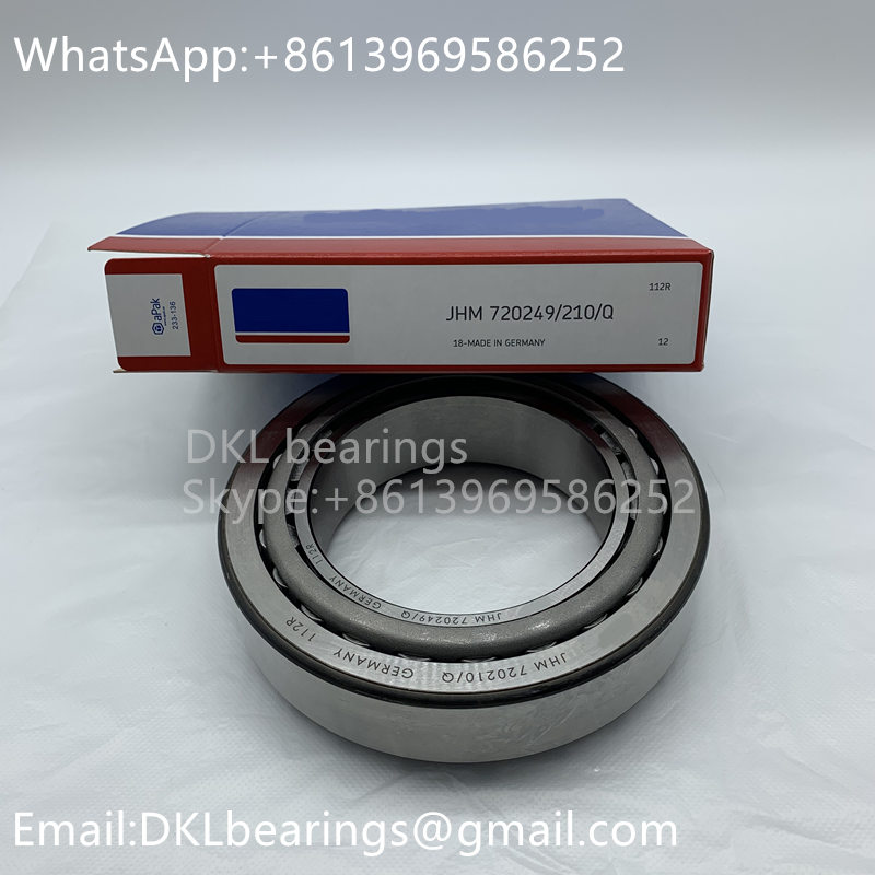 JHM720249/210/Q Tapered Roller Bearings 100*160*40mm