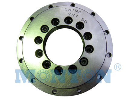 YRT50 50*126*30mm Rotary Table Bearing