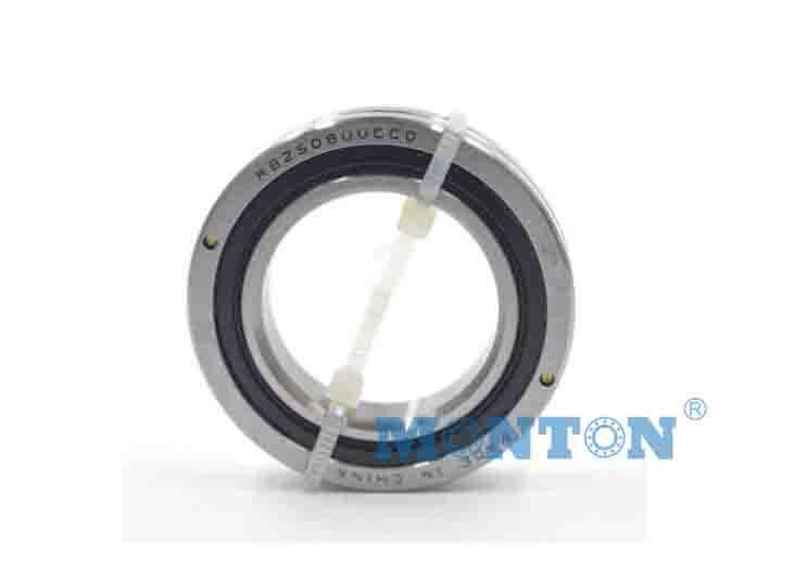 SX011824 120*150*16mm single row ball slewing bearing external gear