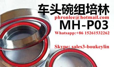 ACB845H8 Deep Groove Ball Bearing 30.5x41.8x8mm