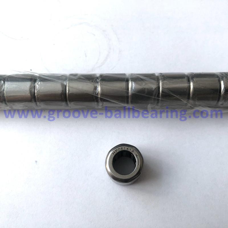 HF081412 One Way Needle Roller Bearings 8X14X12