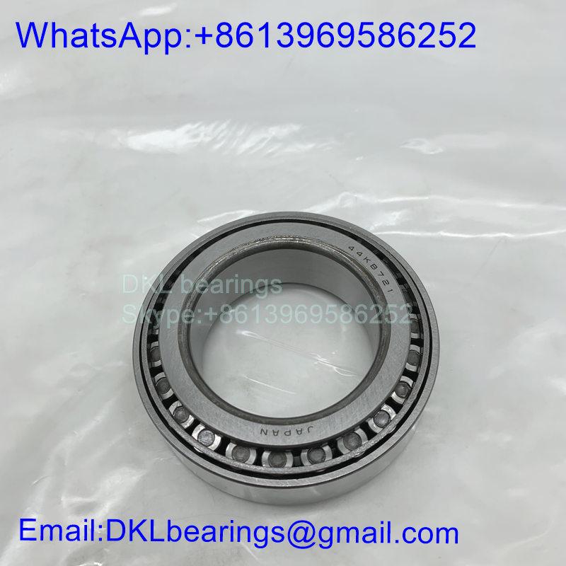44KB721 Auto Bearing 44*72*22mm