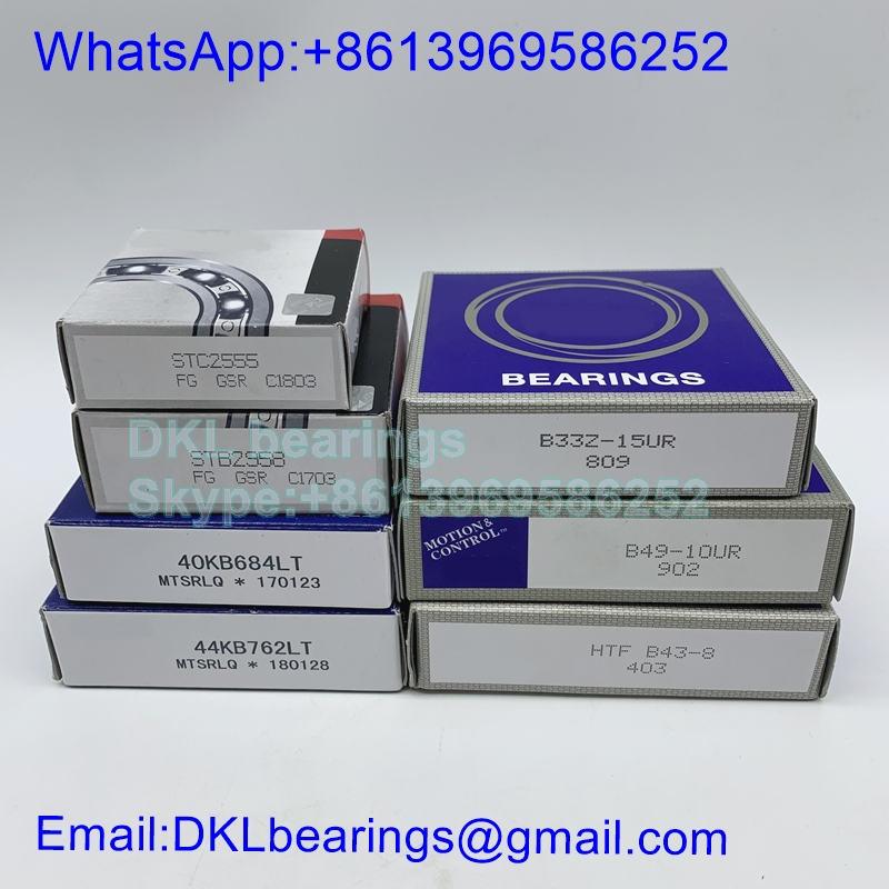 44KB762 bearing size 44X76X22mm