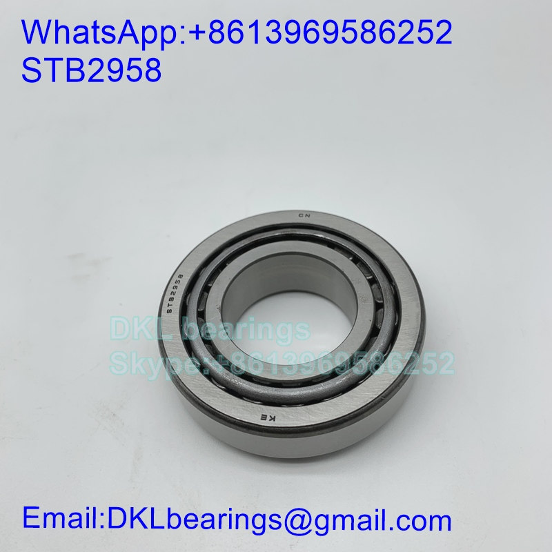 STB2958 bearing size 29X58X16.5mm