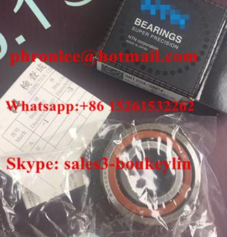 BNT206/GNP4 Angular Contact Ball Bearing 30x62x16mm