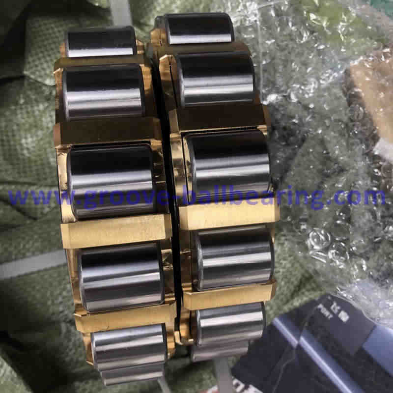 62159 Double Row Eccentrica Bearings 55*171*80mm
